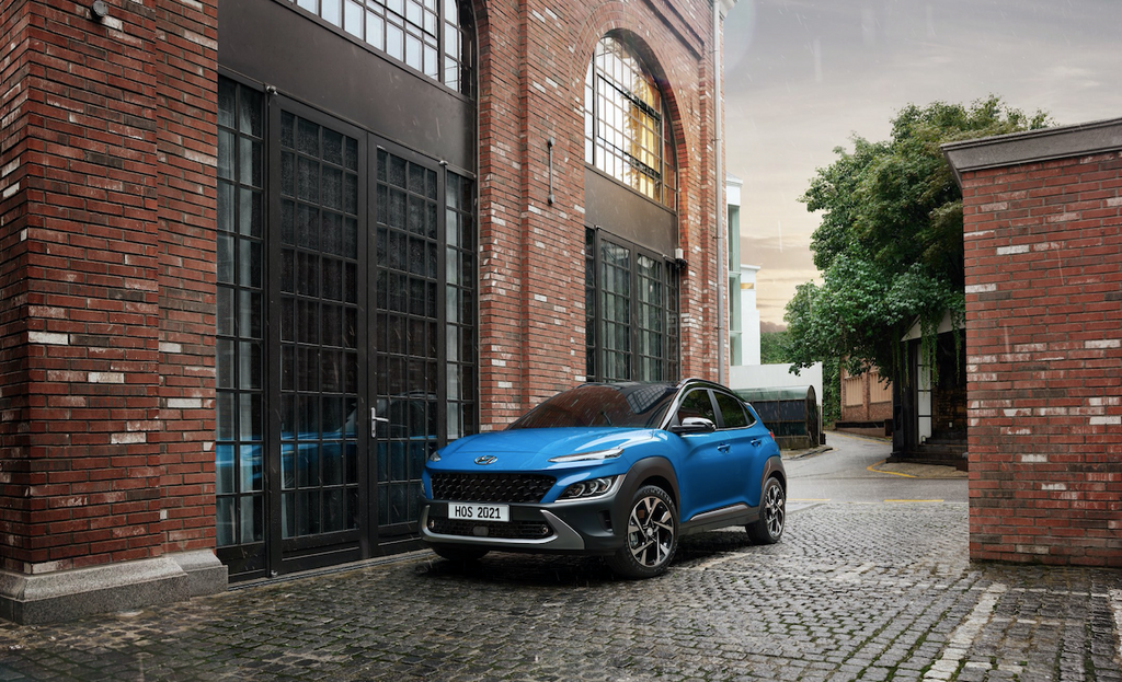 Hyundai Motor unveils stylish enhancements for KONA and launches sporty all-new KONA N Line