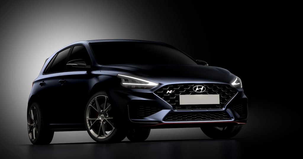 New Hyundai i30 N will feature updated design and dual-clutch transmission