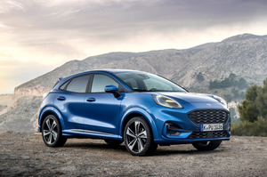 Ford Puma achieves 5-start ANCAP rating with a raft of safety features