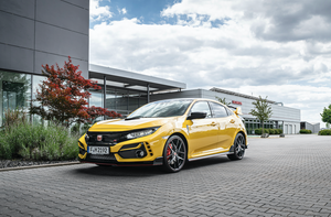 Honda to Hold Lottery Draw for Exclusive Civic Type R Limited Edition