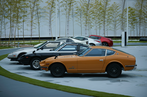 Nissan Z: 50 years of excitement