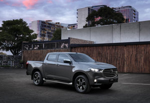 Pricing confirmed for brand-new Mazda BT-50 dual cab ute range