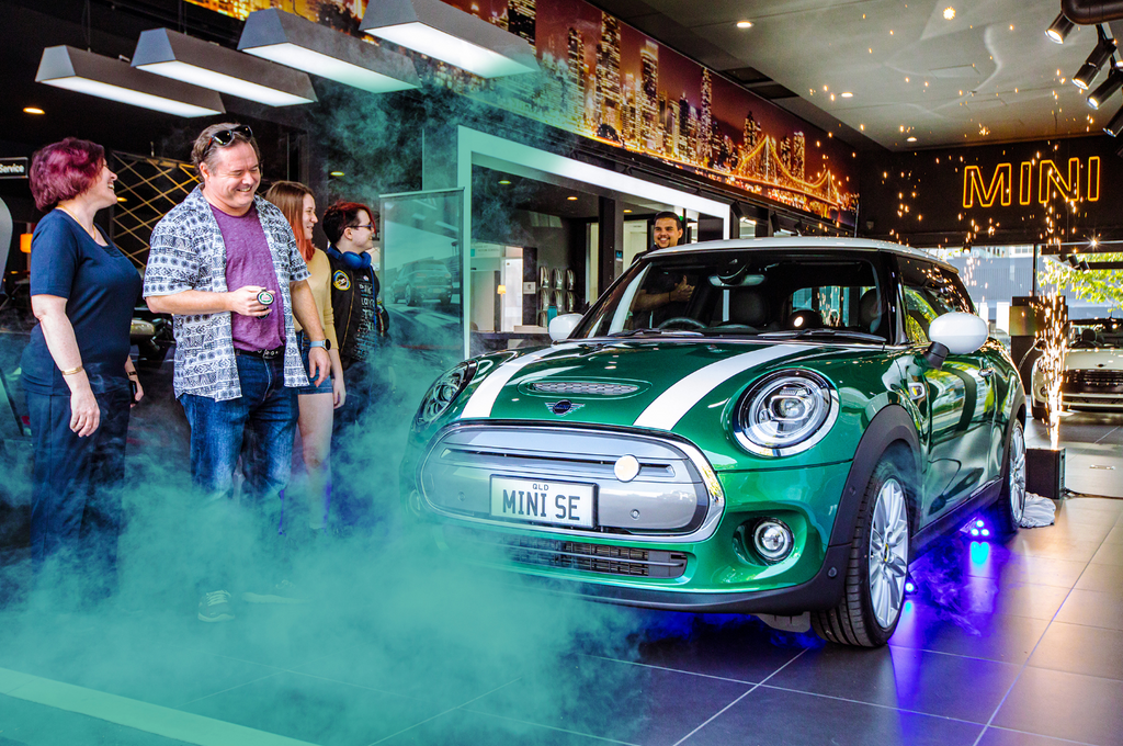 Mini Australia introduces all-inclusive EV ownership experience with new dynamic mobility package for new electric hatch