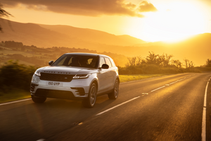 New Range Rover Velar featuring pioneering technology and mild hybrid electrification