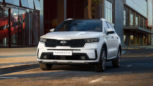 New Kia Sorento is on the horizon!