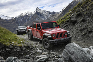 All-new Jeep Gladiator enters the arena