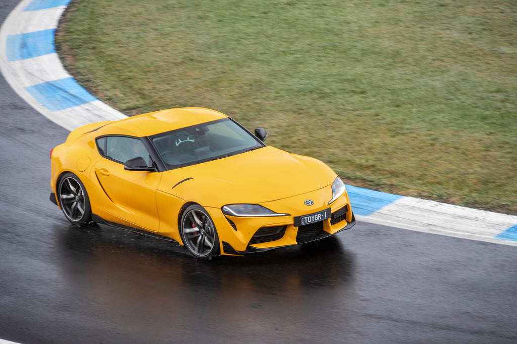 Additional Toyota GR Supra Stock - Available in dealerships now