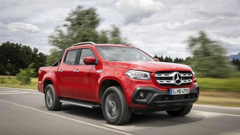 Mercedes Benz X Class Parts and Accessories