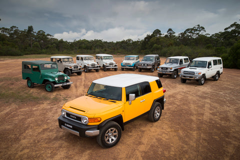 Toyota Landcruiser Reviews and News
