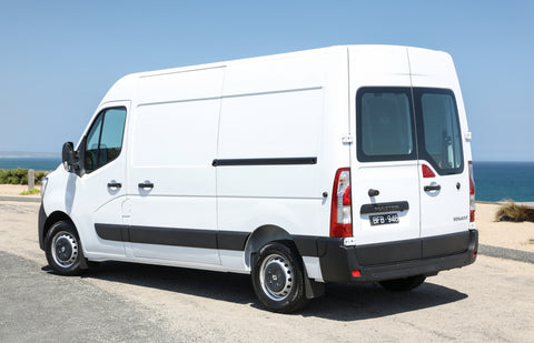 2020 Renault Master Corsair Vehicle News