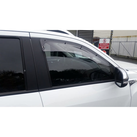 LDV D90 Large Weather shield - Driver Side