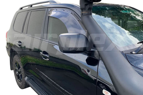 Weather Shield - Large - Light Tint - Front Right Side - Suit Toyota Landcruiser 200 Series - Corsair Vehicle Solutions
