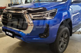 Premium Shaped Tinted Bonnet Protector - Toyota Hilux 2021 Update - Corsair Vehicle Solutions
