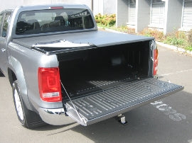 Airplex Soft Tonneau Cover (No Drilling required) - Mercedes Benz X Class - Corsair Vehicle Solutions