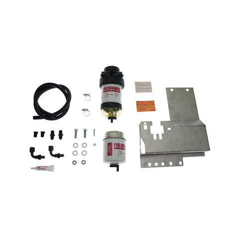 DIESEL PRE-FILTER KIT FM628DPK - TOYOTA HILUX 2015 onward - Corsair Vehicle Solutions