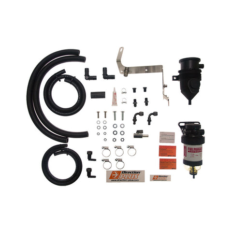 FORD EVEREST DIESEL PRE-FILTER / PROVENT DUAL KIT FMPV621DPK