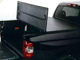 Mercedes Benz X Class Airplex Tri-Fold Hard Lid - No Drilling required - Corsair Vehicle Solutions