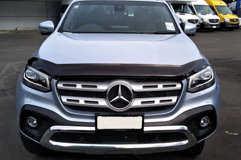 Bonnet Protector - Mercedes Benz X Class - Corsair Vehicle Solutions