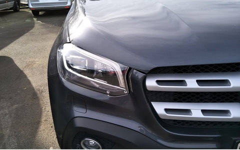 Head Light Protectors - Mercedes Benz X Class - Corsair Vehicle Solutions