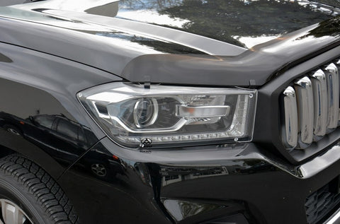 Premium Headlight Protectors - LDV T60 - Corsair Vehicle Solutions