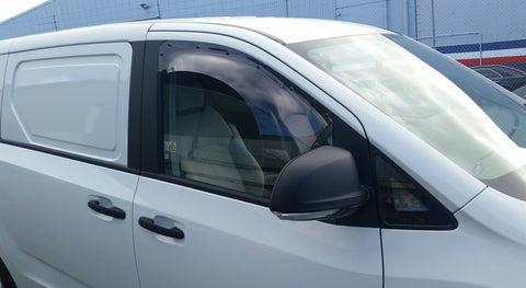 LDV G10 Large Weather shield - Drivers Side