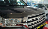Shaped Clear Bonnet Protector - Toyota Landcruiser 200 series (2015 onwards) - Corsair Vehicle Solutions