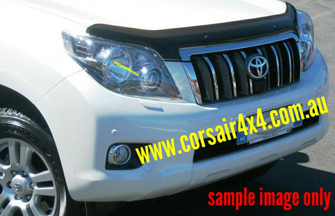 Tinted Bonnet Protector - Toyota Prado 150 (2013-2016) - Corsair Vehicle Solutions