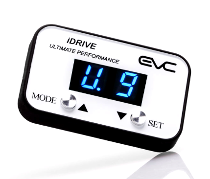 iDrive Throttle Controller for Toyota Landcruiser 200 series 2007 onwards - All Engines - Corsair Vehicle Solutions