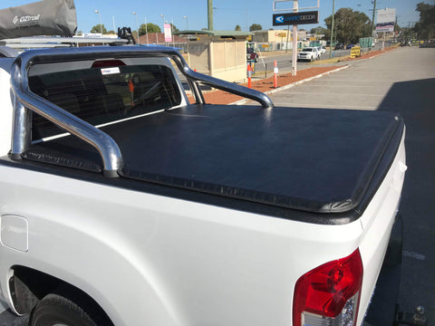 Airplex Soft Tonneau Cover - LDV T60 Pickup - Corsair Vehicle Solutions