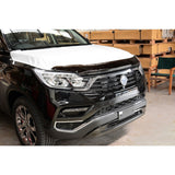 Ssangyong Musso Bonnet Protector 2018 onwards - CLEAR - Corsair Vehicle Solutions