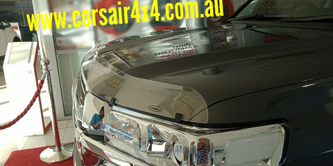 Premium Bonnet Protector (CLEAR) - LDV T60 - Corsair Vehicle Solutions