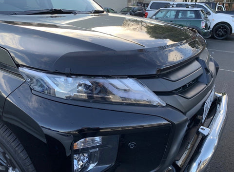 Mitsubishi Triton MR Bonnet Protector 2019 onwards - Corsair Vehicle Solutions