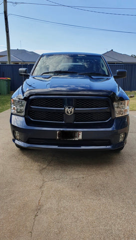 Ram 1500 Bonnet Protector (DS Model 2009 - 2020) - Tinted - Corsair Vehicle Solutions
