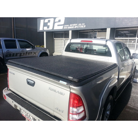 Foton Tunland Soft Tonneau Cover - No Drilling required - Corsair Vehicle Solutions