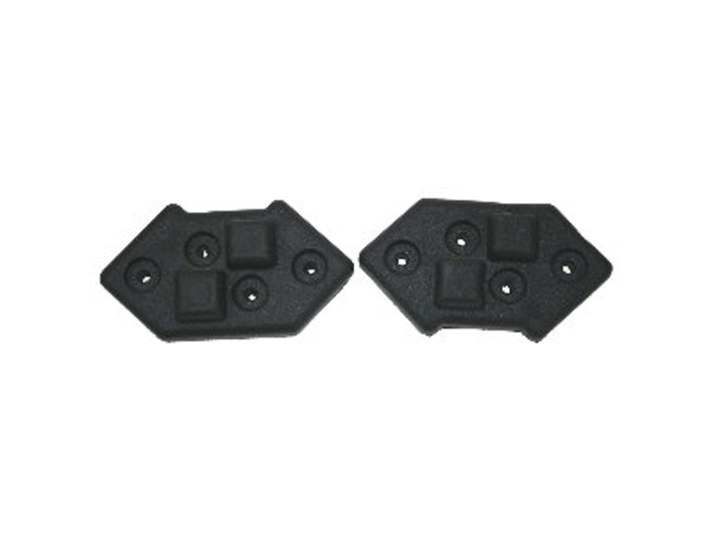 Adam Hall Hardware  Plastic Stacking Foot For Corner Mounting