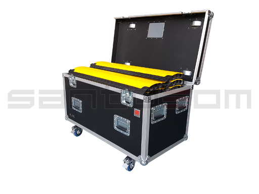 Santosom   Flight case PRO, 22x Defender Mini