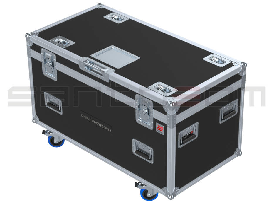 Santosom   Flight case PRO, 10x Defender Midi (85300)