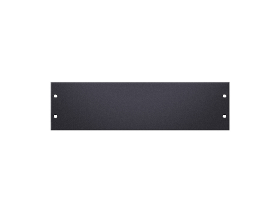 Adam Hall Hardware  U-Shaped Rack Panel 3U Steel