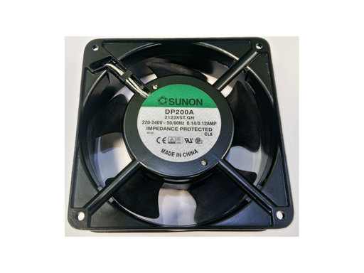 Adam Hall Hardware  Fan - cast chassis 120x120x39 mm.