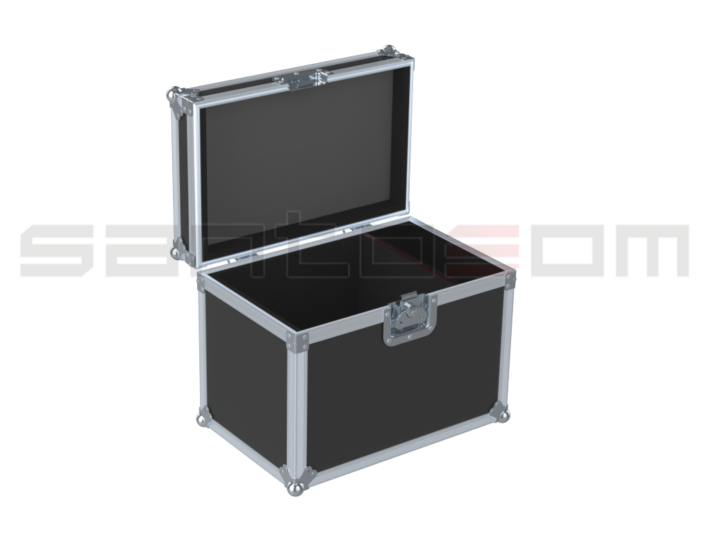 Santosom Broadcast  Flight case, Panasonic AW HE130 KEJ