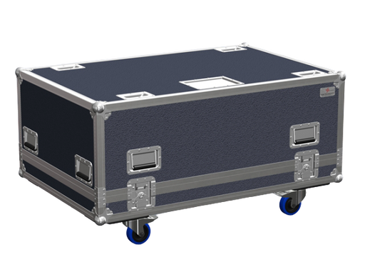 Santosom Video Projector  Flight Case, Christie Roadster S+22K-J, HD-18K