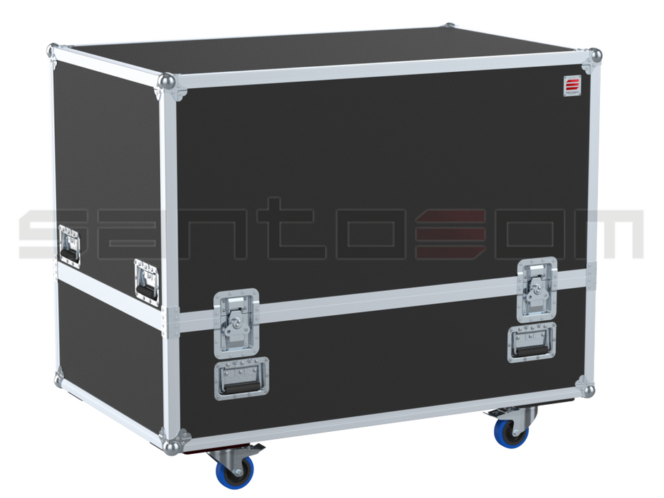 Santosom Video Projector  Flight case w/ lift, NEC 3200 DLP