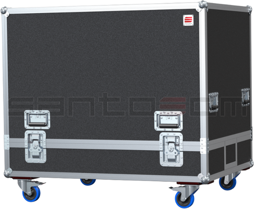 Santosom Video Projector  Flight case Plataform, NEC NC2000C