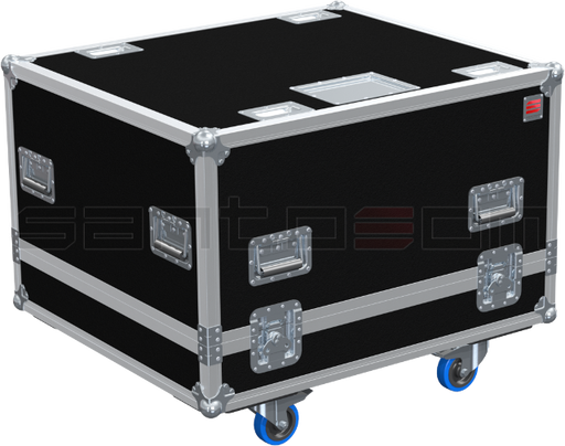 Santosom Video Projector  Flight case PRO, Barco HDX-W20 Flex
