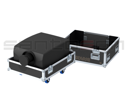 Santosom Video Projector  Flight case PRO, Barco F90-4K13