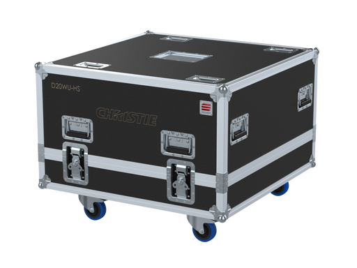 Santosom Video Projector  Flight case PRO, Frame Christie D20WU-HS