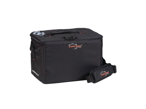 Explorer Accessory  Padded Bag With Adjustable Dividers Case 7630