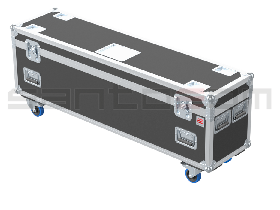 Santosom Blind  Flight case PRO, 6x SGM Sixpack