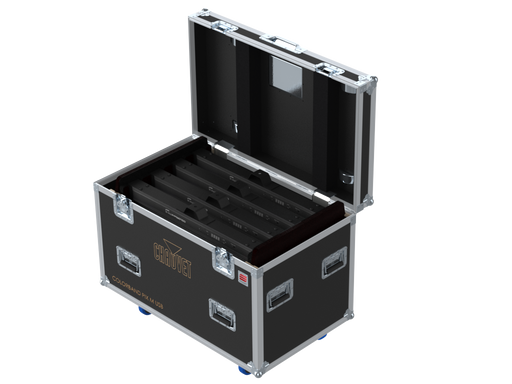Santosom   Flight case PRO, 12x Chauvet ColorBand Pix M Usb