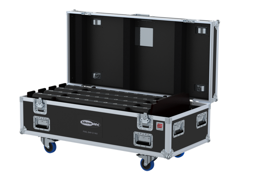 Santosom   Flight case PRO, 8x Showtec Pixelbar 12MKII